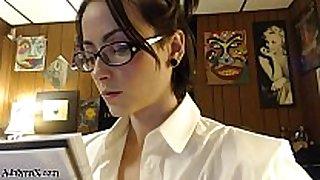 Adalynnx - smutty fisty school white sweethearts 2