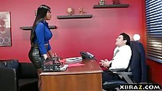 Headhunter is a very persuasive lalin white bitch milf wit...