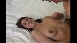 Amateur Married slut cuckold husband