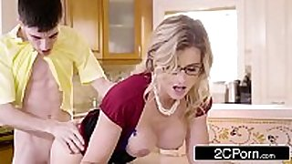 Post party quickie for a mama - cory follow vs....