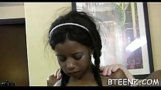 Nevaeh - teeny black