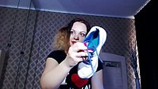 Socks-foot-and-shoes-worship-after-spor