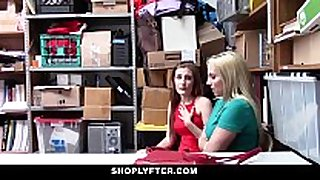 Shoplyfter - hawt milf & daughter pay the price ...