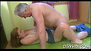 Old dude wants for young hole