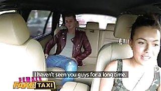 Femalefaketaxi hawt cabbie craves to get fucked