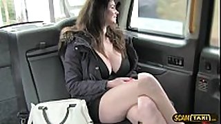 Hottie tasha gets banged in missionary by the d...
