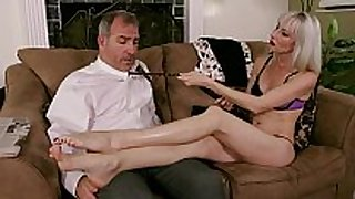Taking whats hers with female-dominator jane