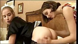Married british couple have a threesome with fr...