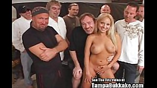 Jasmine tame goo splatter group sex bukkake