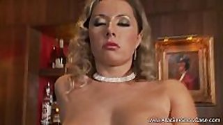 Classy mamma does anal with son