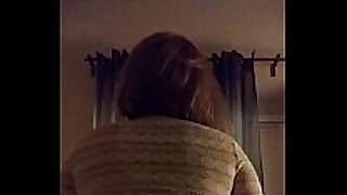 Fucking my cheating lover in her house,while that man...