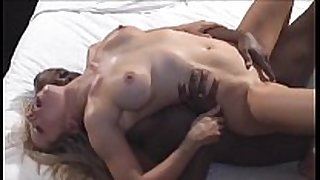 Creampied and hubby jumps in for sloppy seconds