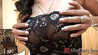Thai horny white wife minta oral-stimulation