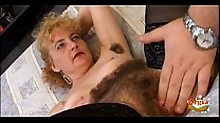 Hairy cum-hole is the almost all worthwhile!