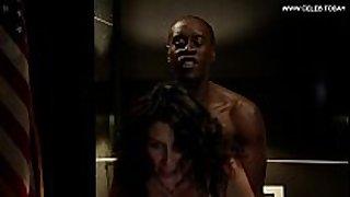 Lisa edelstein - from behind sex scene, dark li...