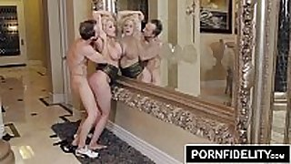 Pornfidelity - alanah rae's sloppy dirty whoppers