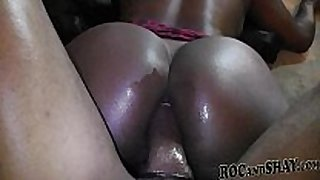 Banging a moist impure cleft ebony cheating wife!
