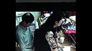 Desi salesgirl fucked at shop cctv footage