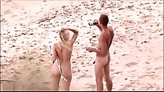 Na praia do sexo