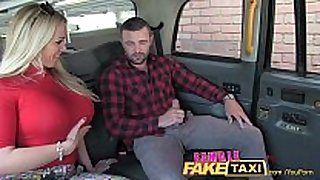 Femalefaketaxi welsh stud receives a pleasing surprise