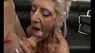 French gilf receives anal