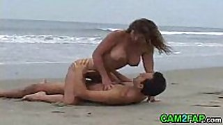 Sex beach free hardcore porn video scene