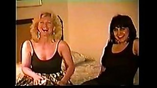 Two wives group sex
