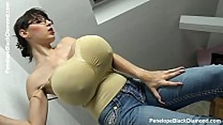 Penelope black diamond - milking whoppers - breastf...