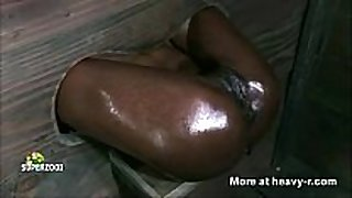 Ebony fuck hole