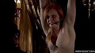 Deborah ann woll - tortured naked - true blood...