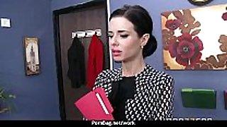 Office secretary hot mamma 1