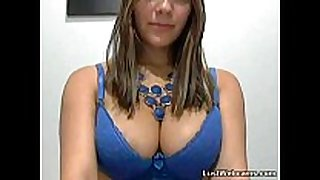 Busty livecam lascivious white black cock sluts fucks her butt with fake penis