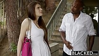 Blacked first interracial for glamorous gf zoe wood