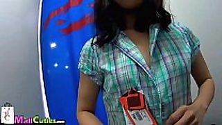 Mallcuties - hawt young housewife - czech legal age teenager dilettante