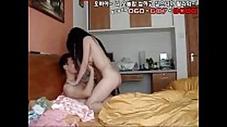 Chinese young couple many positions (my collect...