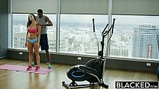 Blacked fitness babe kendra lust can't live without huge bla...