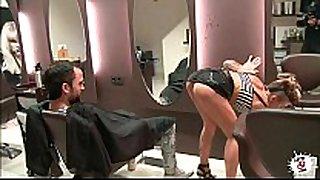 Leche 69 phat tattoo hairdresser prefers shlong t...