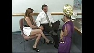 Couple acquires blackmailed by a midget - that sweetheart has t...