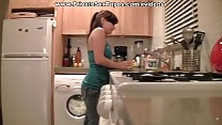 Hot fur pie licking, oral-service enjoyment and pounding on amat...