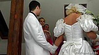 Fcs bridal team fuck