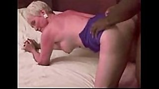Granny can not live out of black meat