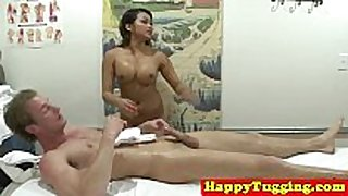 Real nuru masseuse spoiling customer