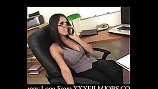 Donny lengthy bonks slut shy love at office