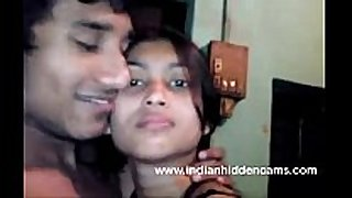 Bangla indian playgirl in brassiere giving a kiss bigtits undressed