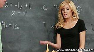 Innocenthigh hawt golden-haired schoolgirl gangbanged in t...