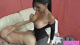 Sex therapist jasmine shy part 1 pegging