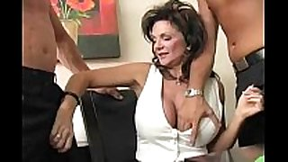 Mature divorced hotwife - dp anal squirting