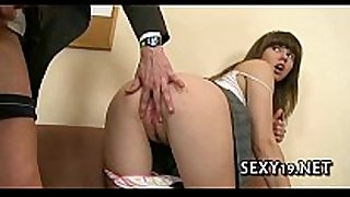 Hot beauty is getting fucked