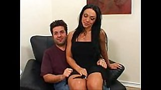 Hot hotwife cherokee receives drilled