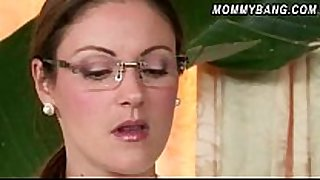 Strict stepmom samantha ryan caught ava hardy h...